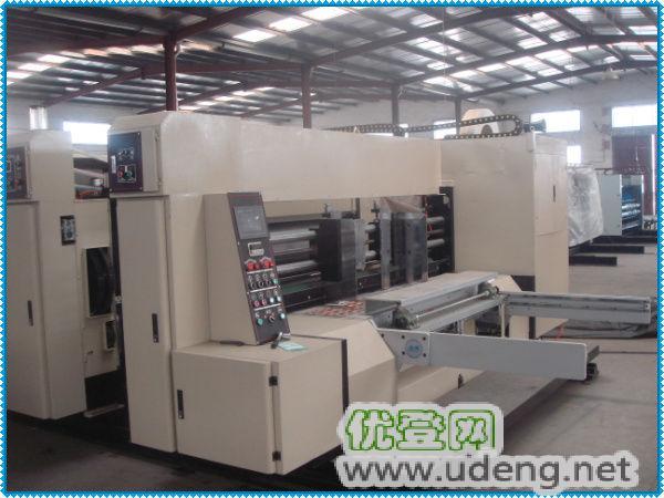 紙箱機械,紙箱機器,印刷開槽機