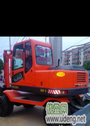合肥 轮式挖掘机 对外承包业务
