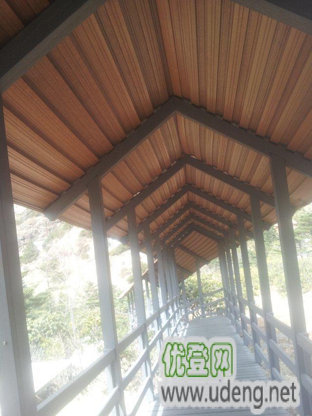 四川成都防腐木 生態木 廠家 批發 免運輸 包安裝