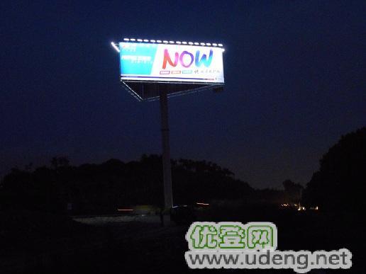 广告牌太阳能,太阳能广告照明系统