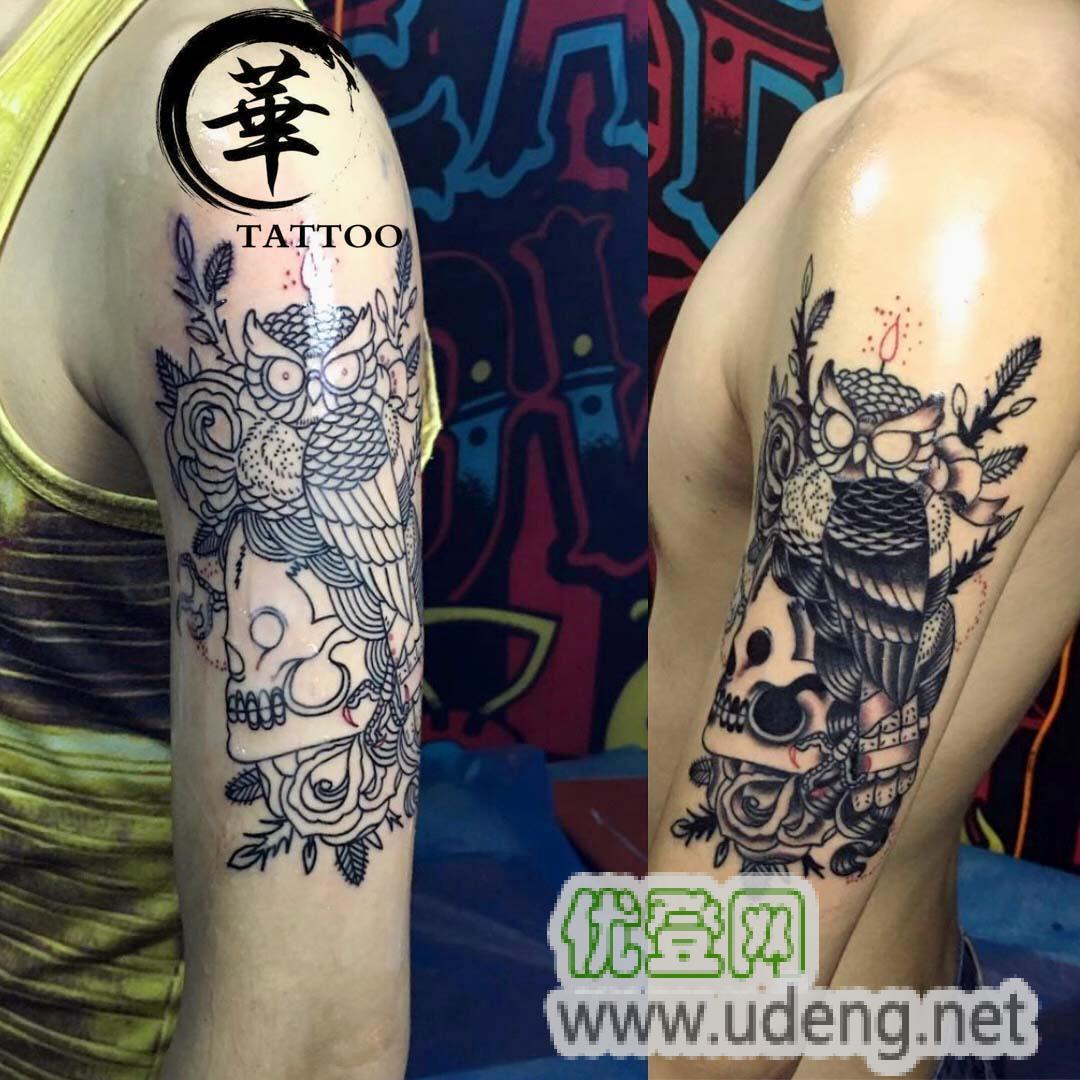 长沙专业纹身/華刺青