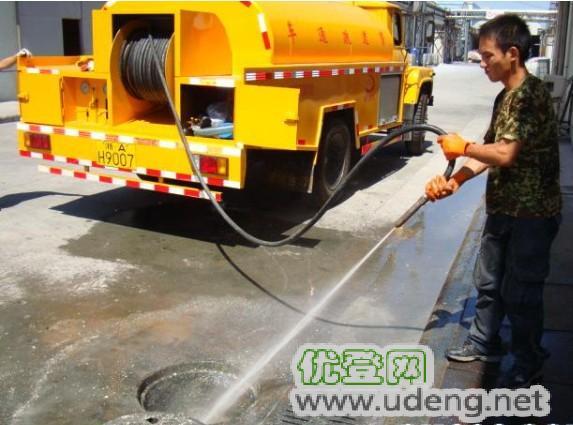 上海閔行區高壓清洗管道 市政清淤 抽糞吸污 下水道馬桶疏通