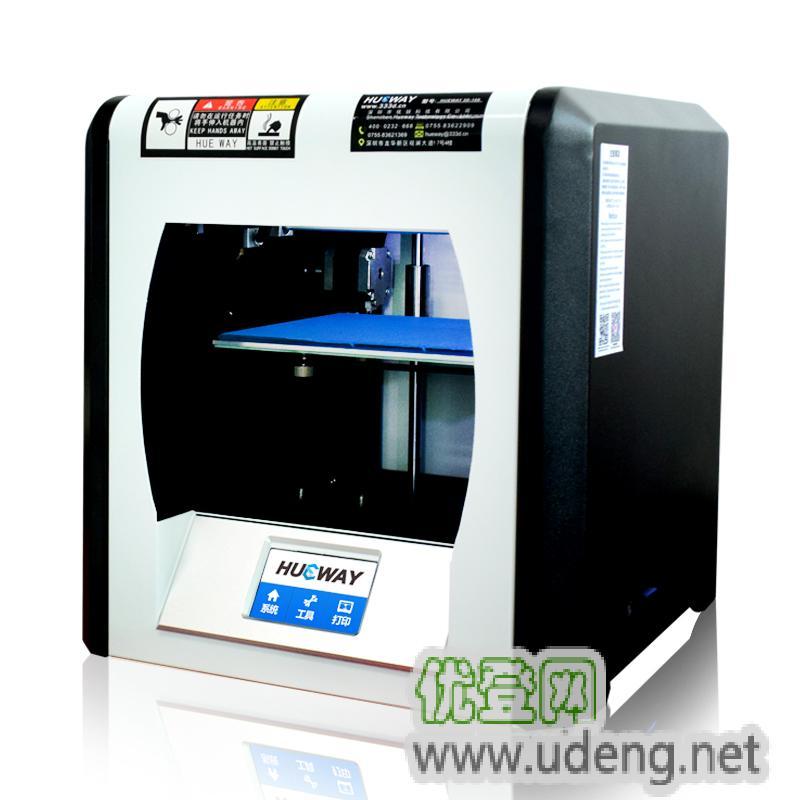 优锐3D打印机小熊猫