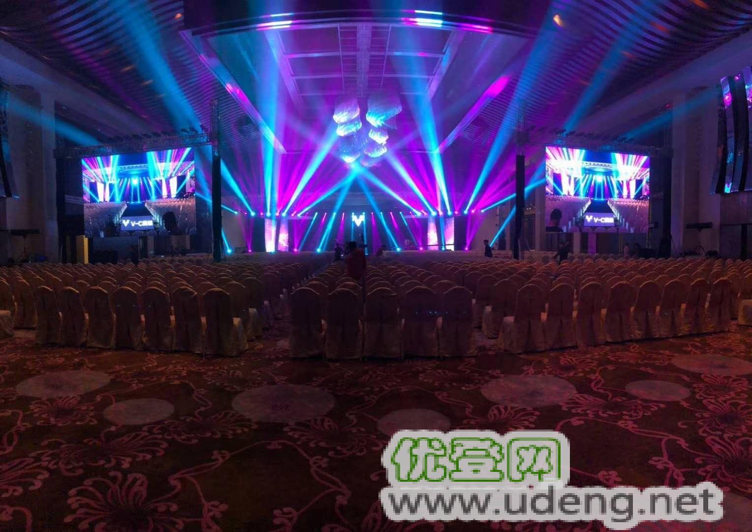 深圳婚禮會議晚會活動策劃會場搭建攝影攝像