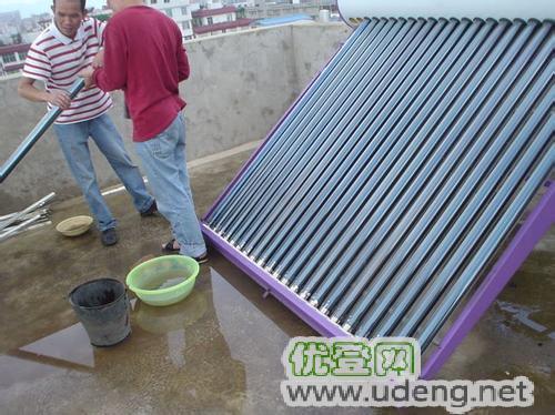 常熟太阳能安装移机保养18370294932