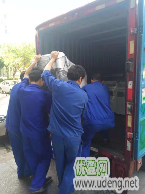 常熟专业搬家公司空调移机安装