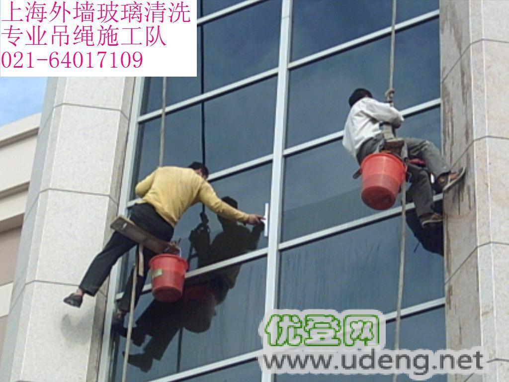 青浦外墻玻璃清洗 青浦區外墻清洗 廠房玻璃清洗