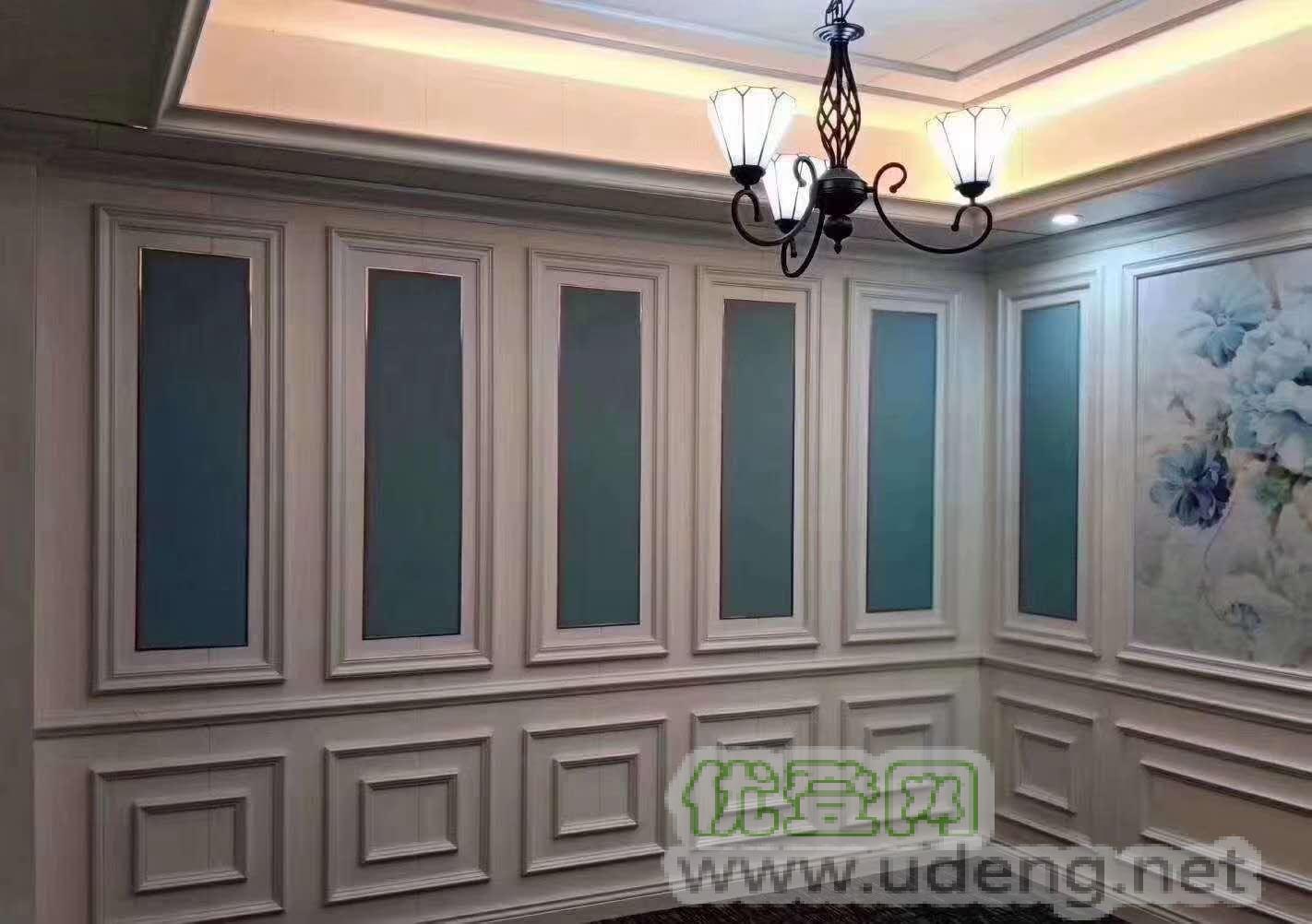 煙臺裝飾竹木纖維集成墻板
