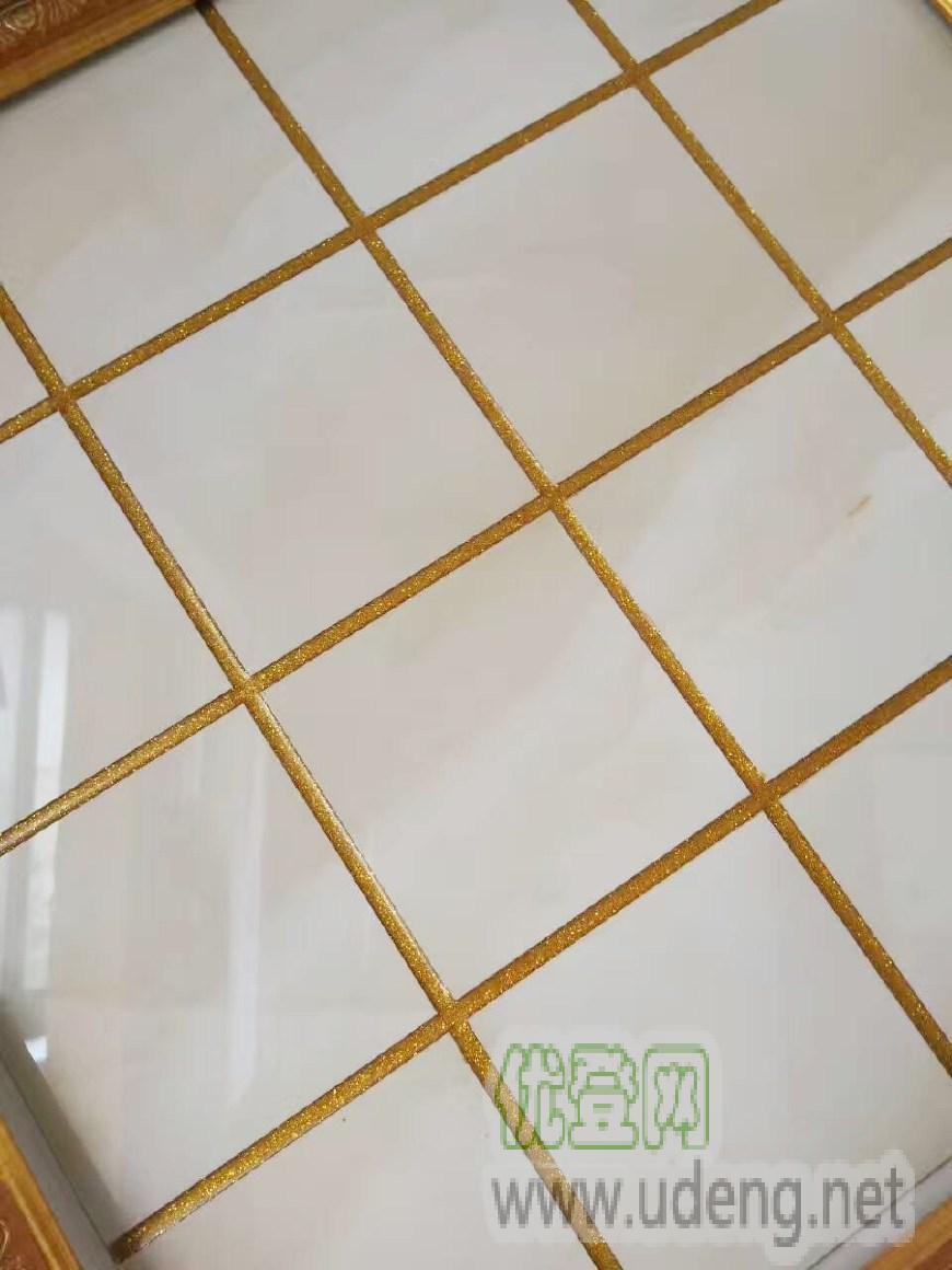石家庄艺霏瓷砖手盆坐便边窗框美缝施工